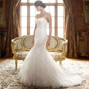 Casablanca 1995 Wedding Dress